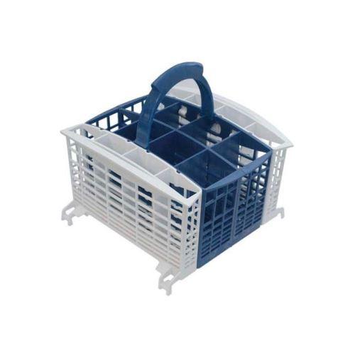 Panier couverts 'bleu satin' avec acces.amovibles pour lave vaisselle ariston - 7811799