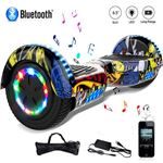 8.5 inch SUV Hoverboard met Functie 700W Motion Bluetooth speakers,LED elektrische scooter-hiphop