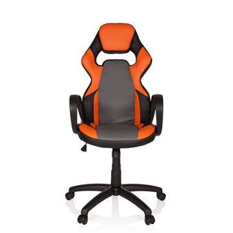 Chaise Noir Orange Cuir De Simili Gaming Ranger Qdtshr Bureau q4jLA35R