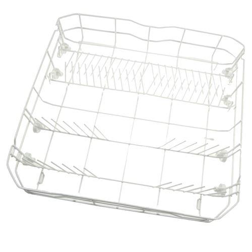 Panier de lave vaisselle inférieur blanc (295398-9836) Lave-vaisselle 34420310 PROLINE, TECNOLEC, CONTINENTAL EDISON, CURTISS, URANIA - 295398_3662894887807