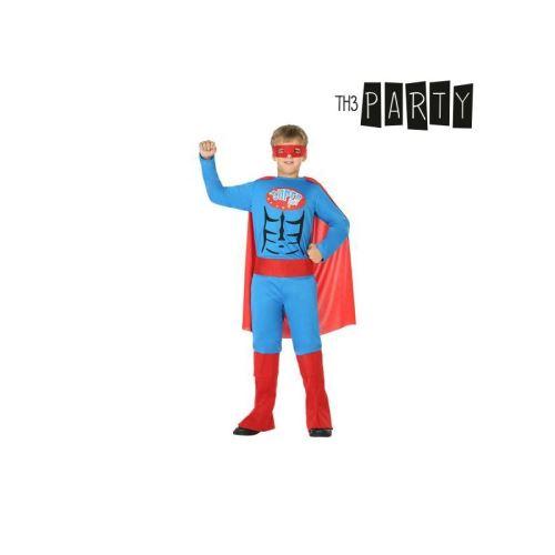 Déguisement pour Enfants Super héros (Taille 5-6 Ans)