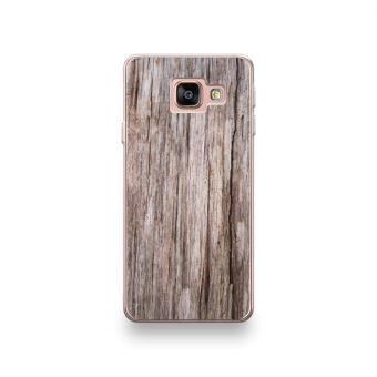 coque huawei y6 2017 en bois