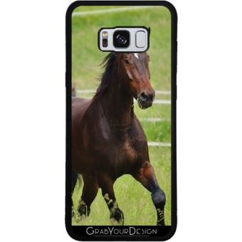 coque samsung s8 plus cheval