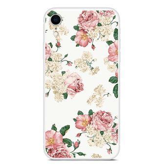 coque roses iphone xr