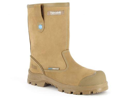Chaussures de sécurité Héraclès S3 WR HI CI SRC S24 - T.43 - HERACLES S3-43
