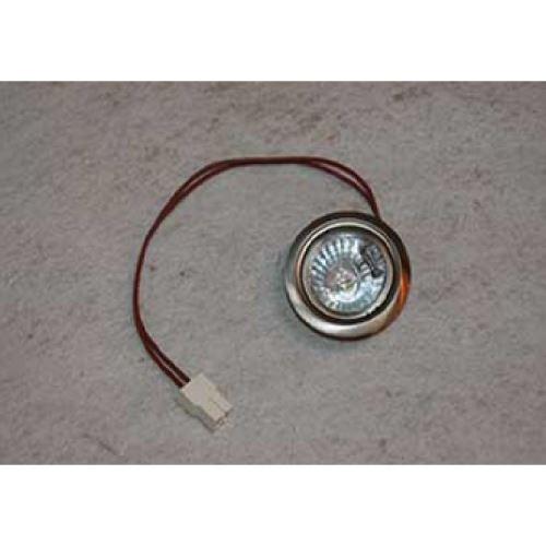 ampoule spot halogene 20w encastrable pour hotte roblin
