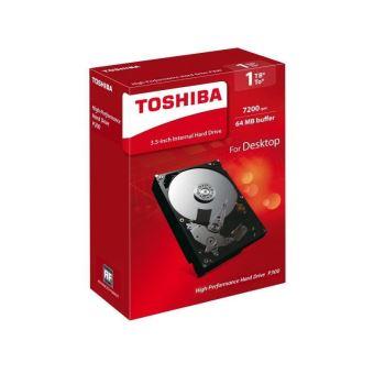 Disque Dur SATA Toshiba P300 High-Performance 1 To