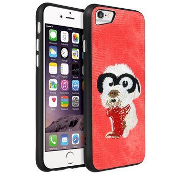coque iphone 6 silicone animaux