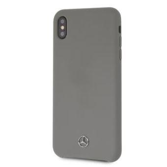 Coque Mercedes-Benz pour Iphone XR 6,1'' Lining gris