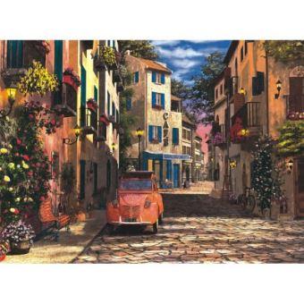 Puzzle 500 pièces Au cœur du Sud de la France Ravensburger