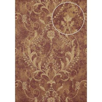 Papier Peint Baroque Atlas Att 4805 3 Papier Peint Intisse Gaufre