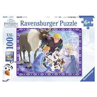Ravensburger - Puzzel - Disney - Frozen - 100 stukjes XXL