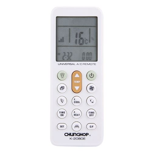 (#103) Universal LCD Air Conditioner Remote Controller