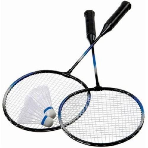 Raquettes badminton x 2