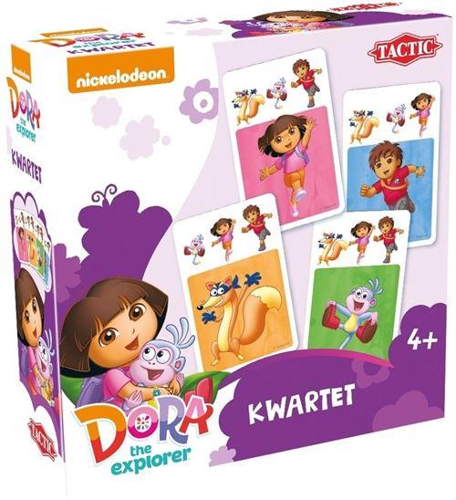 Tactic jeu de quatuor Dora (NL)