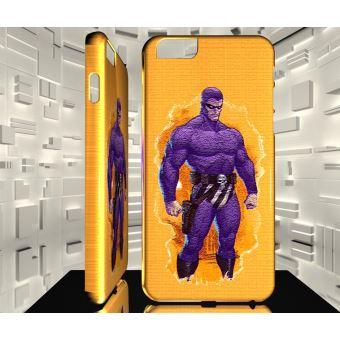 Coque compatible pour iphone SE 2020 THE PHANTOM COMICS 01
