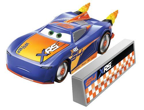 Disney voiture Voitures Barry DePedal7 cm bleu en 2 parties