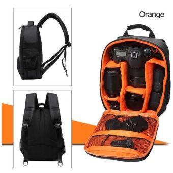 sac à dos appareil photo reflex imperméable pour canon nikon