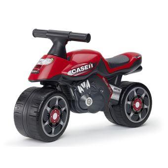Porteur bébé moto Case IH Rouge