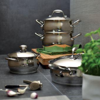 Berghoff Batterie De Cuisine 12 Pieces Zeno Accessoire De