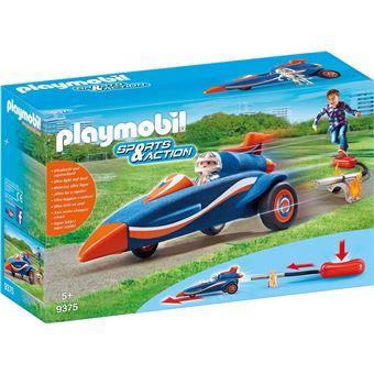 Plein Pilote Playmobil Jeux Air Sportsamp; Et De 9375 Les Voiture Fusée Action VqSUzMpG