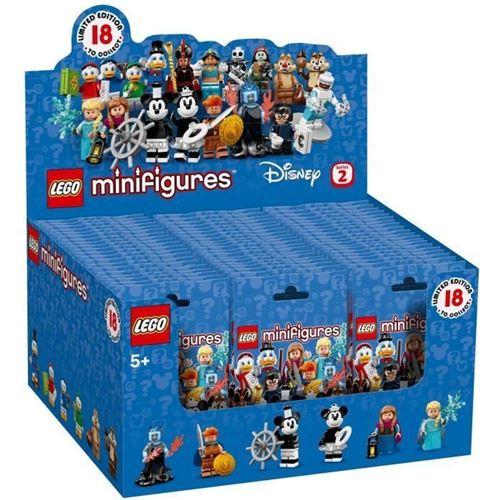 LEGO Minifigurines? 71024 Disney Série 2 - Boite complete 60 minifigurines incluses
