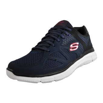 Homme Memory Flash De Foam Point Skechers Running Chaussures kn0wP8O