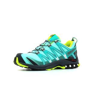 Chaussures de trail rando Salomon XA Pro 3D GTX Bleu