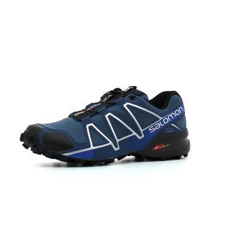 Adulte Pointure 23 Chaussures Salomon 44 De 4 Trail Bleu Speedcross 9HIE2D