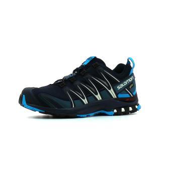 choisir officiel gamme de couleurs exceptionnelle nouveau style et luxe Chaussures de trail / rando Salomon XA Pro 3D GTX Bleu Pointure 42 2/3  Adulte Homme