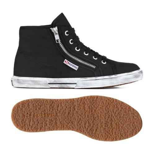 Superga sneakers 2224 cotdw pour adulte style classique couleur unie