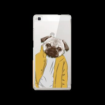 coque huawei p8 lite 2017 chien