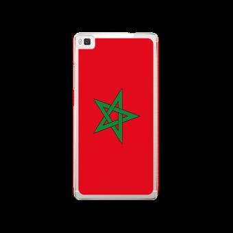 coque huawei p9 lite drapeau