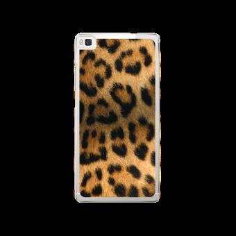 coque huawei p8 lite leopard
