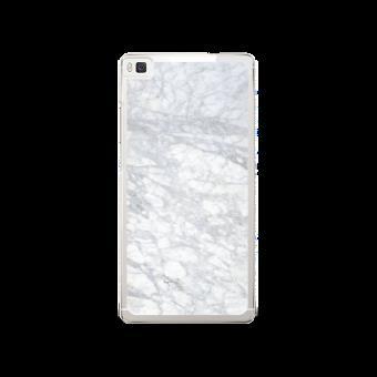coque huawei p9 lite marbre blanc