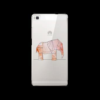 coque huawei p10 lite éléphant