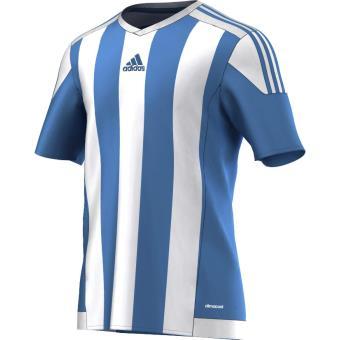 15 Adidas bleu adidas 2XL Maillot clairblanc Striped 8vOnmwN0