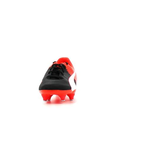 Chaussures de football Puma Evospeed 4 5 SG Jr Rouge
