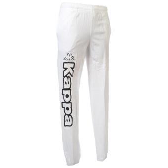 Homme de Costo prix sport Kappa Pantalon Adulte 2XL Pantalons amp; Blanc Achat fnac de Taille survêtement 8w4dA