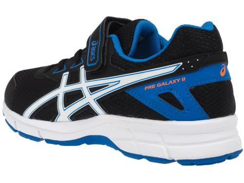 Chaussures de running Asics Pre Galaxy 9 PS Noir Pointure 34