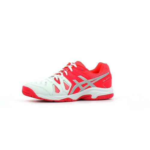 Chaussures de Game tennis Asics Gel Game de 5 GS Blanc Pointure 40   Fille 3b77b3