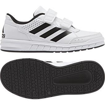 ADIDAS Altasport C Blanc Noir 28 Enfant Chaussures et