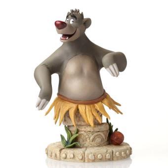 Figurine Buste Baloo Le Livre De La Jungle