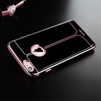 Coque En Tpu Sulada Galvanisation Pour Iphone 6s Plus 6 Plus Rose