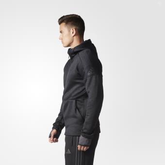 Adidas Veste à capuche Z.N.E. Climaheat noir