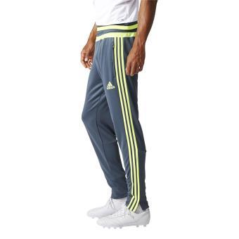 Pantalons Football Adidas Pantalon Madrid Gris Club Homme Real De RL354Ajcq