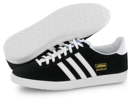 adidas gazelle noir et blanc