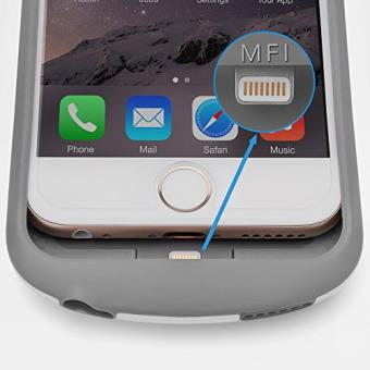 coque qui charge iphone 6