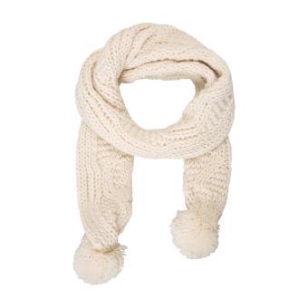 sans précédent vraiment pas cher acheter maintenant Mountain Warehouse Écharpe Femme Hiver Tricot chaud Pompon ...