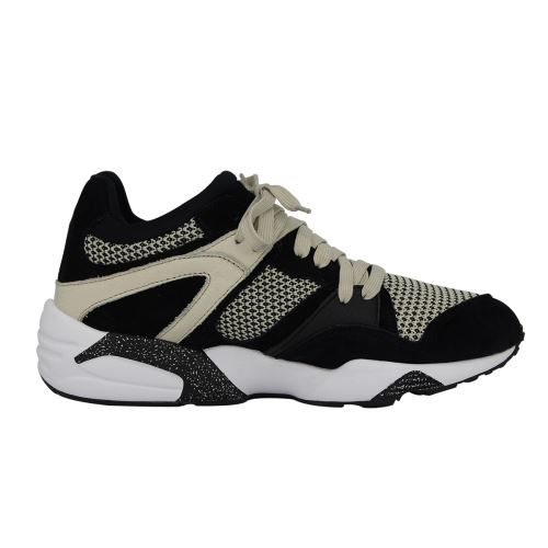 Puma BLAZE TECH Chaussures Mode Sneakers Homme Cuir Suede
